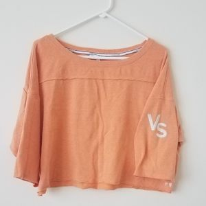 Victoria's Secret Angels Oversized Crop Top